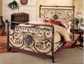 Mercer Queen Bed Set