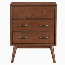 Mid Cntry Mdrn Drawer Chest