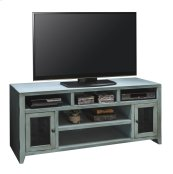 "Calistoga Blue 66"" TV Console"
