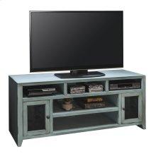 """Calistoga Blue 66"""" TV Console"""