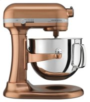 Limited Edition Pro Line® Series Copper Clad 7 Quart Bowl-Lift Stand Mixer - Satin Copper Product Image