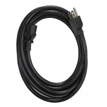 15 amp 10' IEC cable