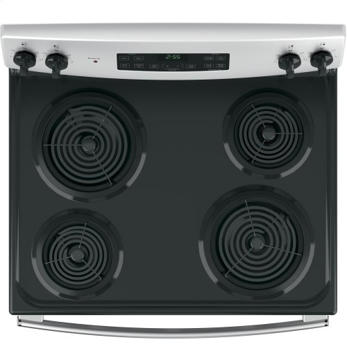 """SCRATCH & DENT- GE® 30"""" Free-Standing Electric Range"""