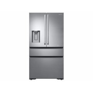 Samsung Appliances23 cu. ft. Counter Depth 4-Door French Door Freestanding Chef Collection Refrigerator in Stainless Steel