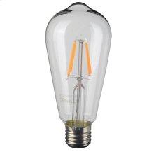 Filament LED Amber Bulb