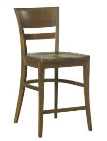 Model 28 Counter Stool Wood Seat