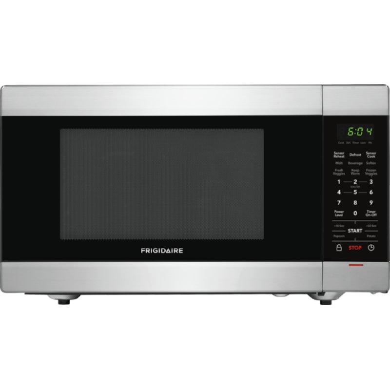 Ffce1655us Frigidaire 1 6 Cu Ft Countertop Microwave
