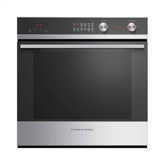 "Fisher & Paykel Oven, 24"", 11 Function, Self-cleaning"