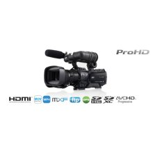 ProHD SHOULDER CAMCORDER