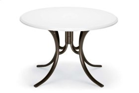"""42"""" Round Table Top Only w/ hole"""