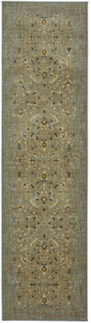 Andeols Seaglass Runner 2ft 1in X 7ft 10in