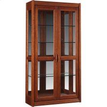 Oak Knoll Display Cabinet