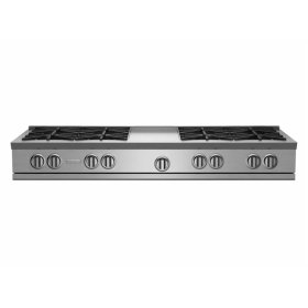 """60"""" RNB Rangetop with 12"""" Griddle"""