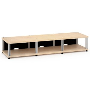 Salamander DesignsSynergy 10 Triple-Width Core Module, Maple with Aluminum Posts