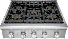 30-Inch Professional Rangetop PCG305W