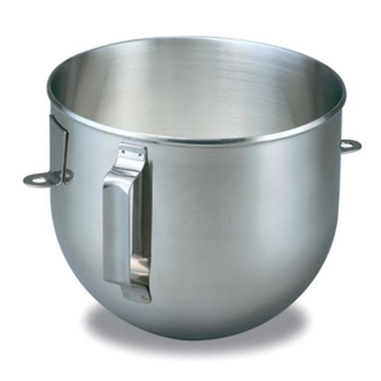 K5ASBP In Other By KitchenAid In Russellville, KY   KitchenAid® 5 Qt.  Bowl Lift Polished Stainless Steel Bowl With Flat Handle   Other