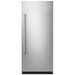 """Jenn-Air36"""" Built-In Column Refrigerator with Pro-Style® Panel Kit, Right Swing"""