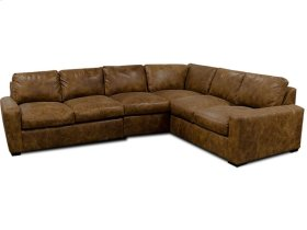 Dorchester Abbey Loyston Sectional 2T00AL-Sect