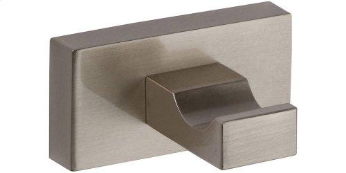 Axel Bath Hook - Brushed Nickel
