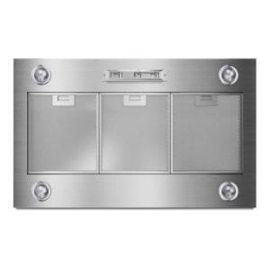 """KITCHENAID36"""" Custom Hood Liner - Stainless Steel"""