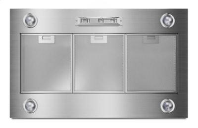 "36"" Custom Hood Liner - Stainless Steel Product Image"