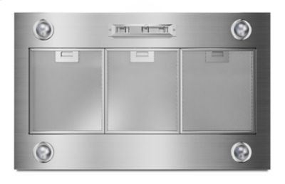 "36"" Custom Hood Liner - Stainless Steel Product Image"