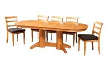 """45/68-3-12"""" Erickson Octagon Trestle Table"""