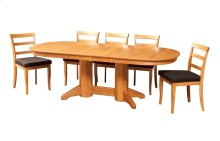 "45/68-3-12"" Erickson Octagon Trestle Table"