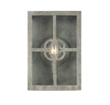 Dalton 1 Light Exterior Wall Lantern