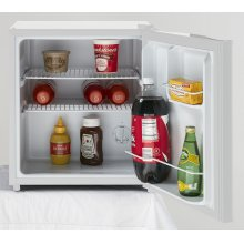 1.7 CF All Refrigerator - White