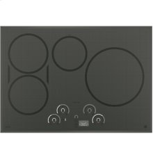 """OVERSTOCK - SAVE!!! - GE Cafe™ Series 30"""" Built-In Touch Control Induction Cooktop"""