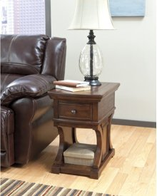D Chair Side End Table