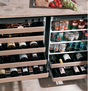 GE Profile™ Wine Center
