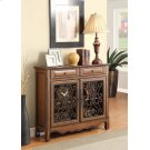 Traditional Warm Brown Two-door Cabinet Product Image
