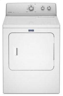7.0 Cu. Ft. Large Capacity Gas Dryer with Wrinkle Control
