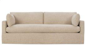 Sylvie Slip Bench Cushion Sofa