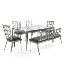 Domino Rect. Dining Set
