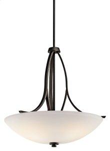 Granby 3 Light Inverted Pendant Olde Bronze®