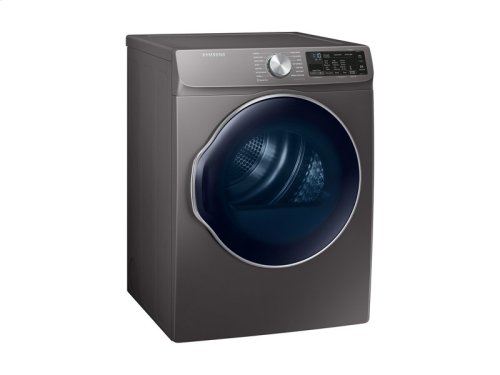 "DVE6850 4.0 cu. ft. 24"" Electric Dryer with Smart Care (2018)"