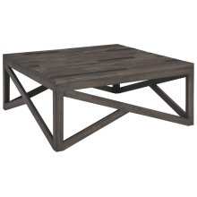 T329-8  Square Cocktail Table