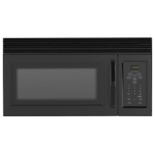 1.5 cu. ft. Microwave-Range Hood Combination