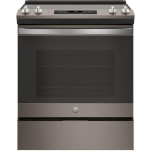 "GE®30"" Slide-In Electric Range"