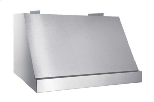 """Classico - 48"""" Stainless Steel Pro-Style Range Hood with internal/external blower options"""