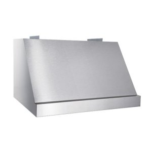 "BestClassico - 48"" Stainless Steel Pro-Style Range Hood with internal/external blower options"
