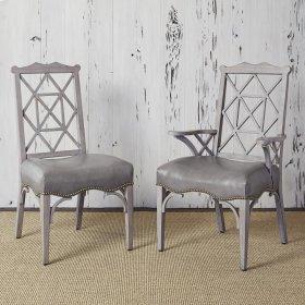 18th Century Side Chair - Grey