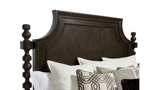 Morrissey Queen Healey Panel Bed Thistle