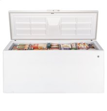 GE® 25.1 Cu. Ft. Manual Defrost Chest Freezer