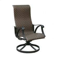 Chiara I Wicker Rocker Chair