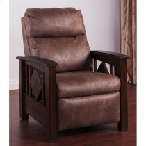 Savannah Recliner W/ Slate Product Image