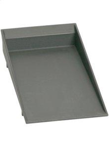 Cast-iron griddle plate